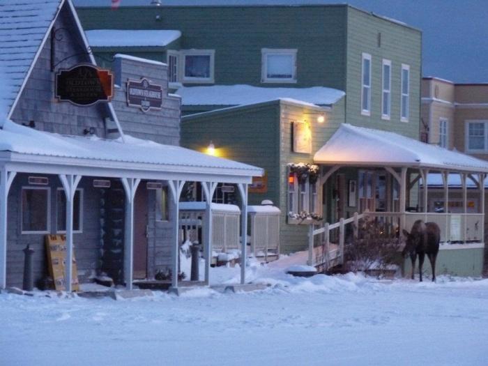 Old Town Homer AK